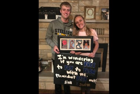 Eagle Eye Promposal Contest: Shining Bright like a Sunflower at Prom