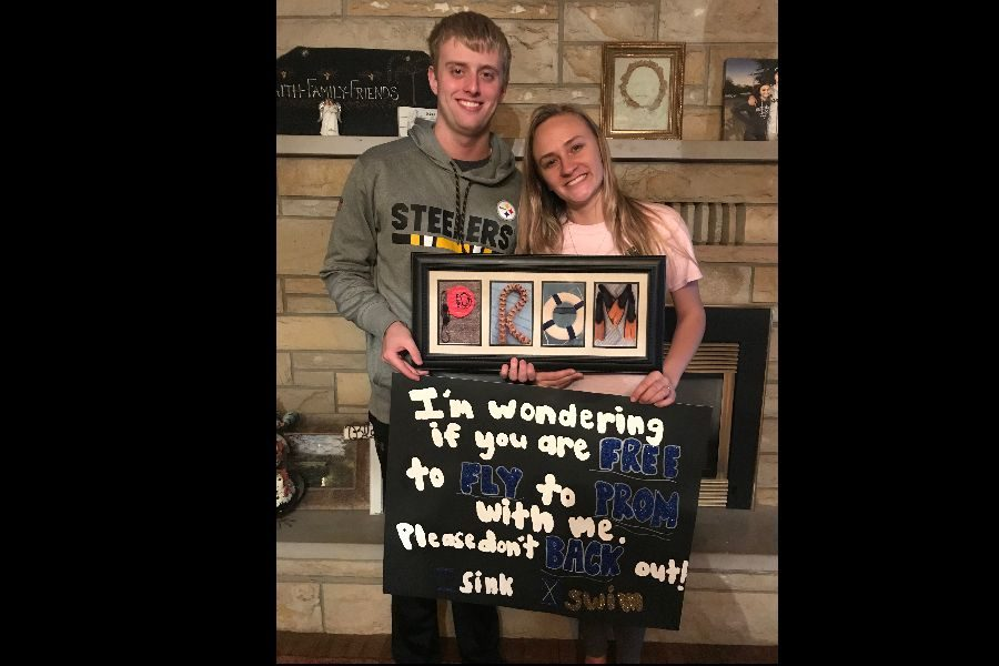 Eagle Eye Promposal Contest: Searching for a Winning Promposal