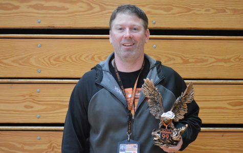'Be Golden' Staff Member of the Week: Mr. Tommy Coleman