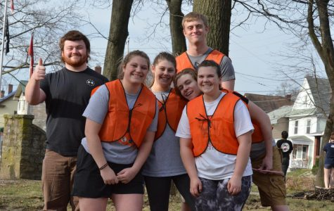 Signup for the 2019 Community Service Day and Spring Fling