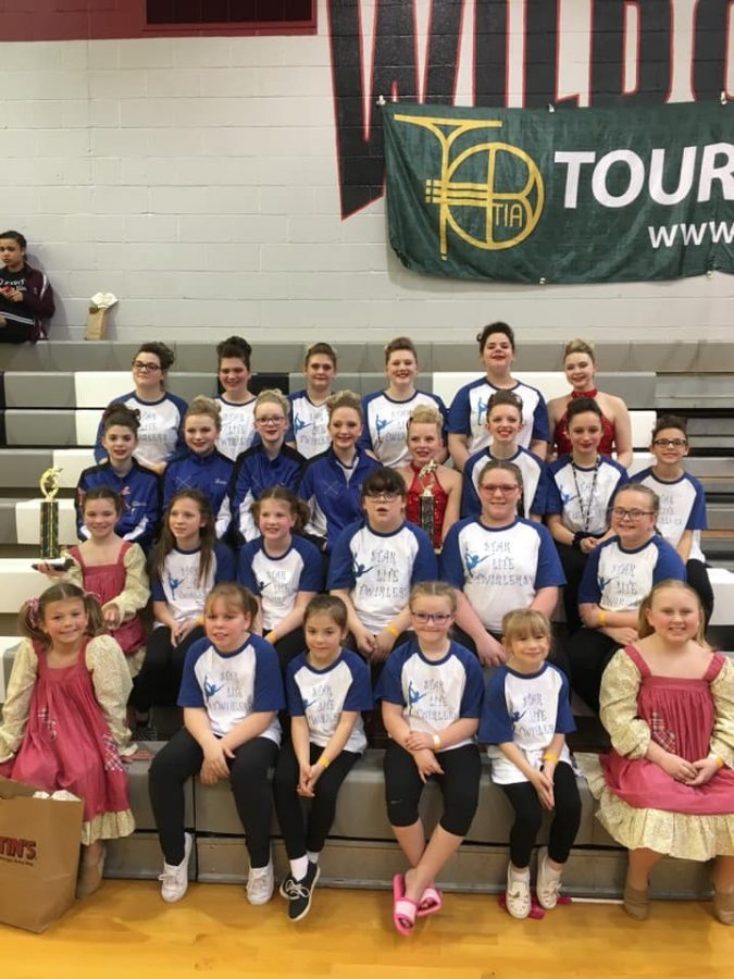 Tyrone Star-Lites Prepare for Chapter Championships