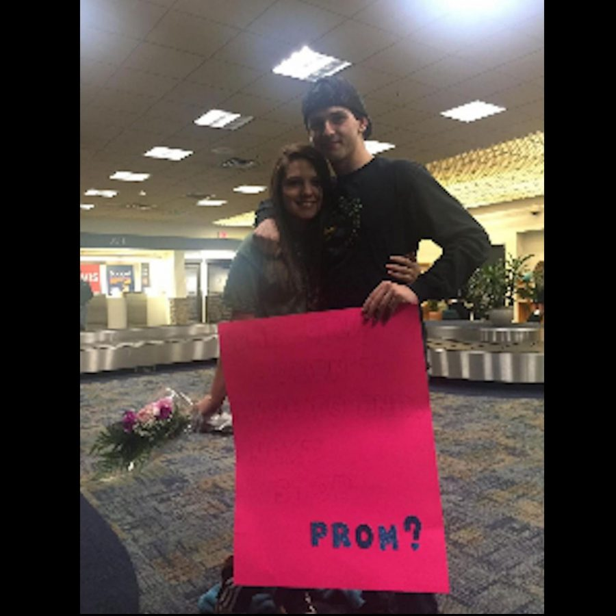 Eagle Eye Promposal Contest: Flying Straight into Prom