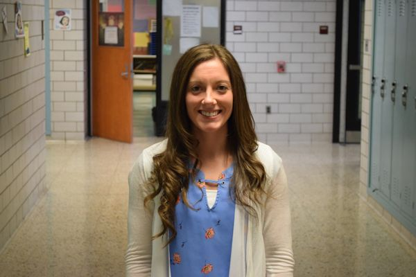 March Renaissance Teacher of the Month: Chelsey Markel