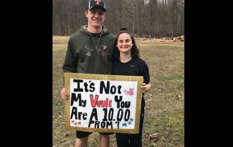Eagle Eye Promposal Contest: Scoring a Perfect 10.00 for Prom