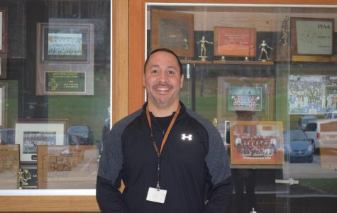 'Be Golden' Staff Member of the Week: Mr. Marcus Owens