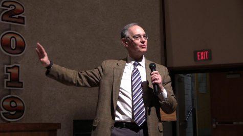 Rwandan Genocide Witness Carl Wilkens Speaks at TAHS