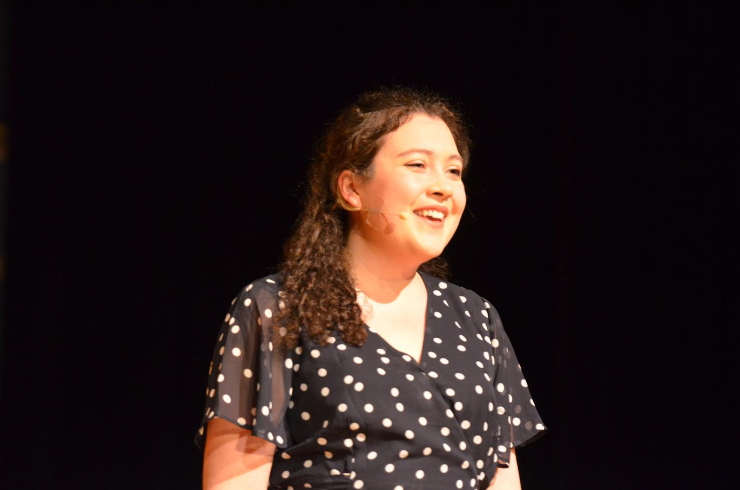 Senior+Hannah+Gampe+performed+the+role+of+Rosemary+to+great+reviews+in+the+TAHS+production+of+How+to+Succeed+in+Business+Without+Really+Trying.++