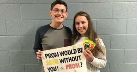 Eagle Eye Promposal Contest: If You Like It Then You Put A Ring On It