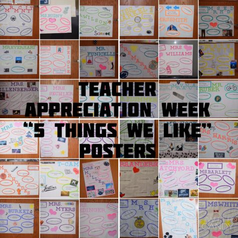 Photo Slideshow: Teacher Appreciation Week Posters