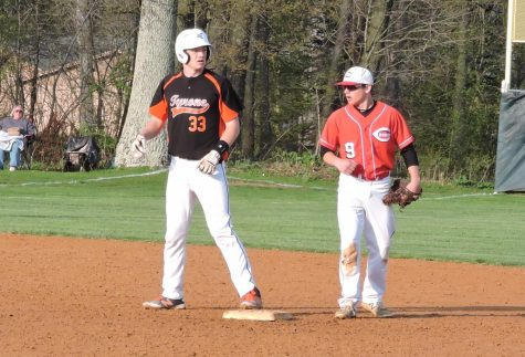 Tyrone Baseball Completes Senior Night Comeback