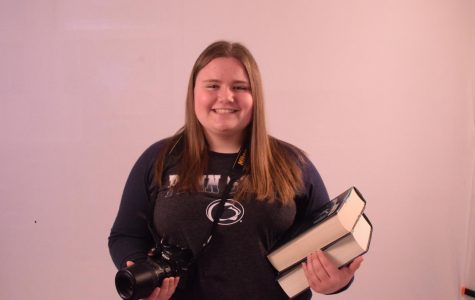 Hoover Named Valedictorian of the TAHS Class of 2019