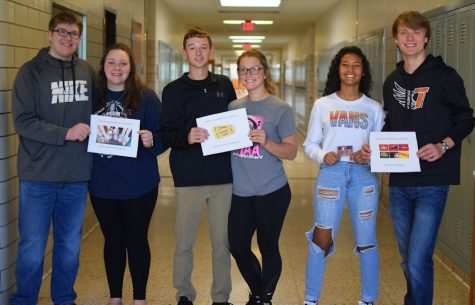 2019 Eagle Eye Promposal Contest Winners