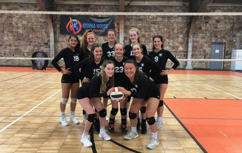 Tyrone Volleyball Players Qualify for AAU Nationals