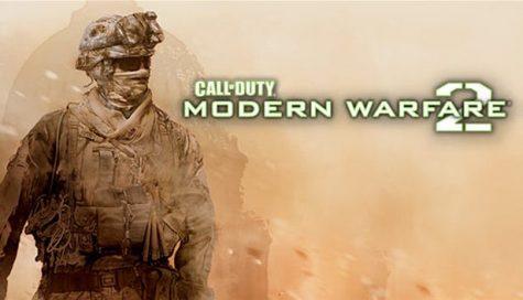 COD Modern Warfare 2 Cover Art