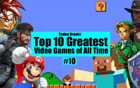 Top Ten Greatest Video Games of All Time: #10