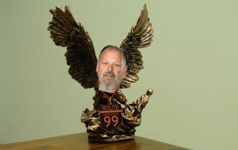 'Be Golden' Staff Member of the Week: Mr. Randy Gorecki