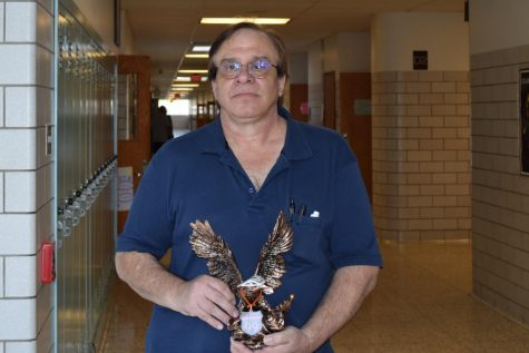 'Be Golden' Teacher of the Week: Mr. Ron Wilson