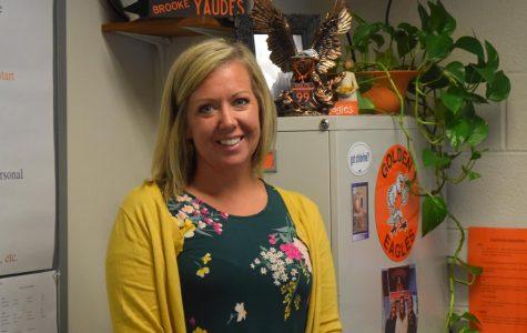 'Be Golden' Staff Member of the Week: Mrs. Brooke Yaudes