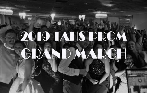 Photo Slideshow: 2019 TAHS Prom Grand March