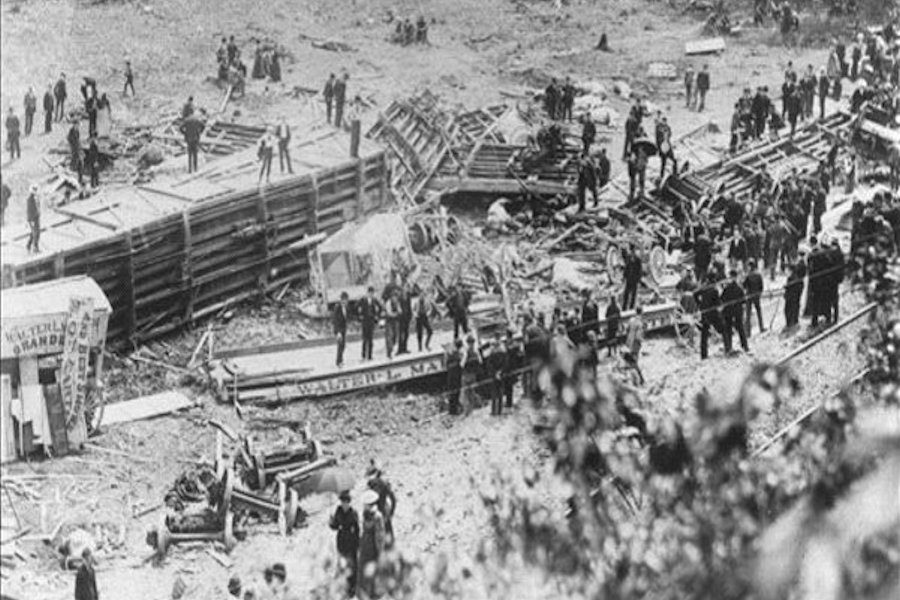 126 Years Later: Tyrone Circus Train Wreck Impacts The Past And Present Community
