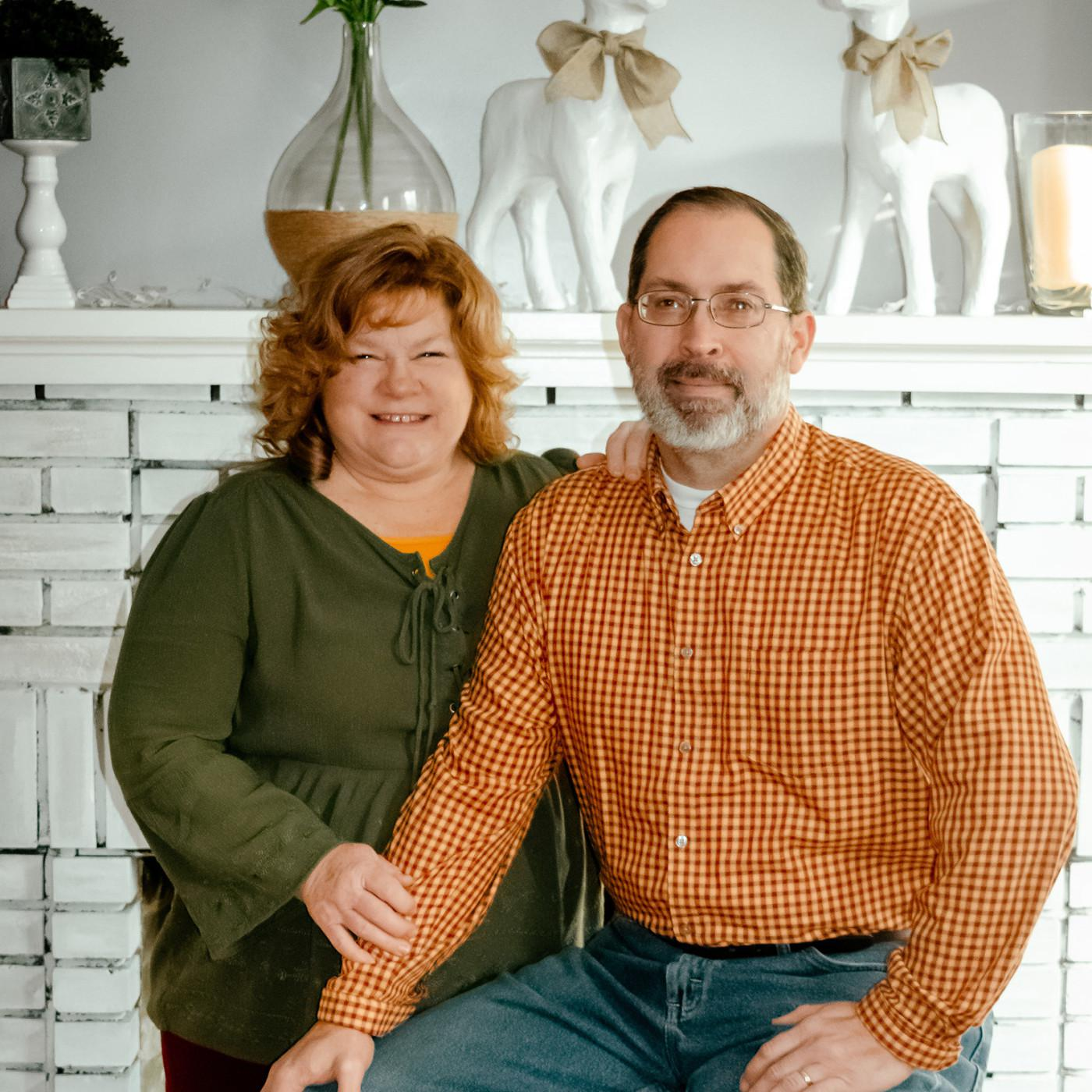 Pastor Ken Patterson and his wife Sherri Patterson
