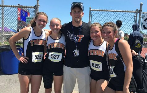 Athletes of the Week: Girls 4×100 Relay