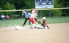 Lady Eagles Fall in District Title Game