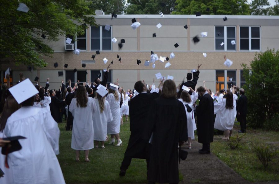 Tyrone's 2020 graduation ceremony has been tentatively rescheduled for June 26 at Gray Memorial Field.