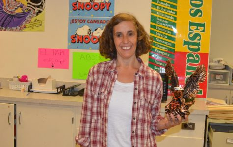 'Be Golden' Teacher of the Week: Mrs. Holly Sechler