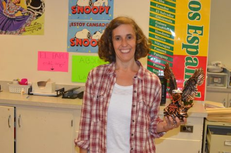 'Be Golden' Staff Member of the Week: Mrs. Jane Bugden