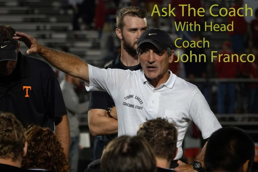 Ask the Coach with Head Coach John Franco: Week 9