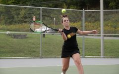 Girls Tennis Sweeps Shanksville With a 7-0 Victory