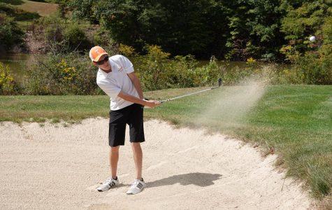 Trey Kyle: Golf