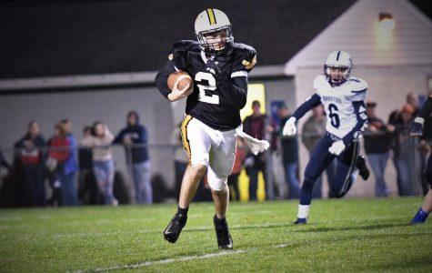 Athlete of the Week: Brandon Lucas