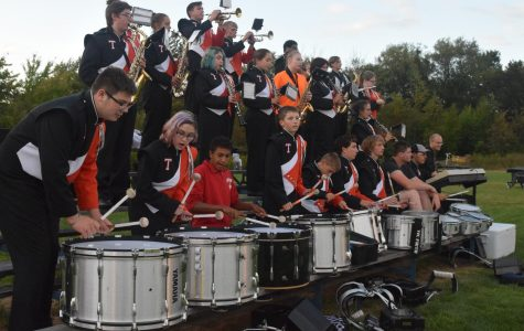Tyrone Marching Band Competition Season Opens Saturday