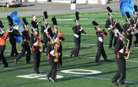 Marching Band Finishes Second at Mechanicsburg