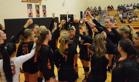 Lady Eagles Fall to Defending State Champions
