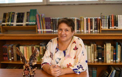 'Be Golden' Staff Member of the Week: Cynthia Isenberg