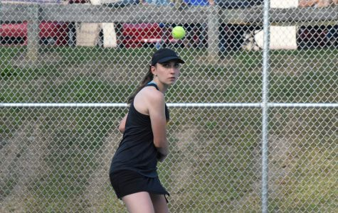Alicia Endress: Girls Tennis