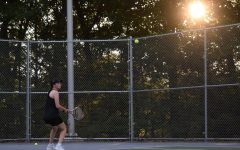 Girls Tennis Defeated by Central