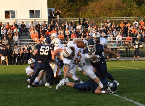 Video Highlights: Penns Valley 13, Tyrone 7