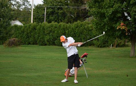 Brent McNeel: Golf