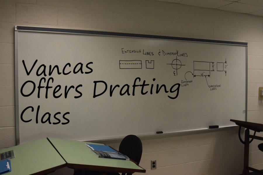 New Drafting and Blueprint Class Offered at TAHS