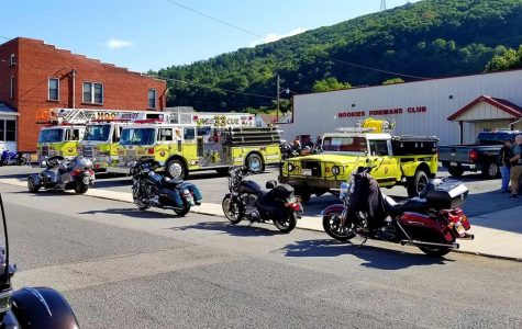Local Motorcycle Club Hosts Suicide Awareness Ride