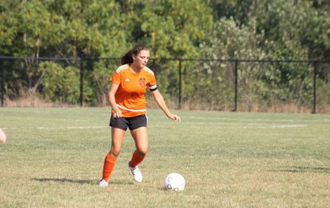 Cate Baran: Girls Soccer