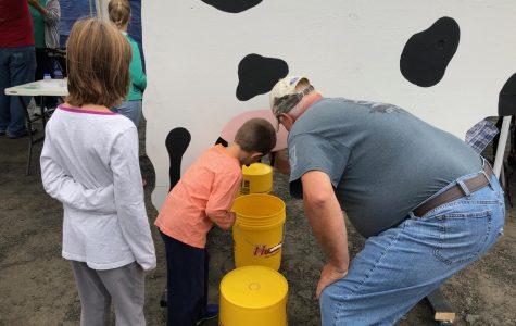 Tyrone FFA Takes Part in Farm-City Day