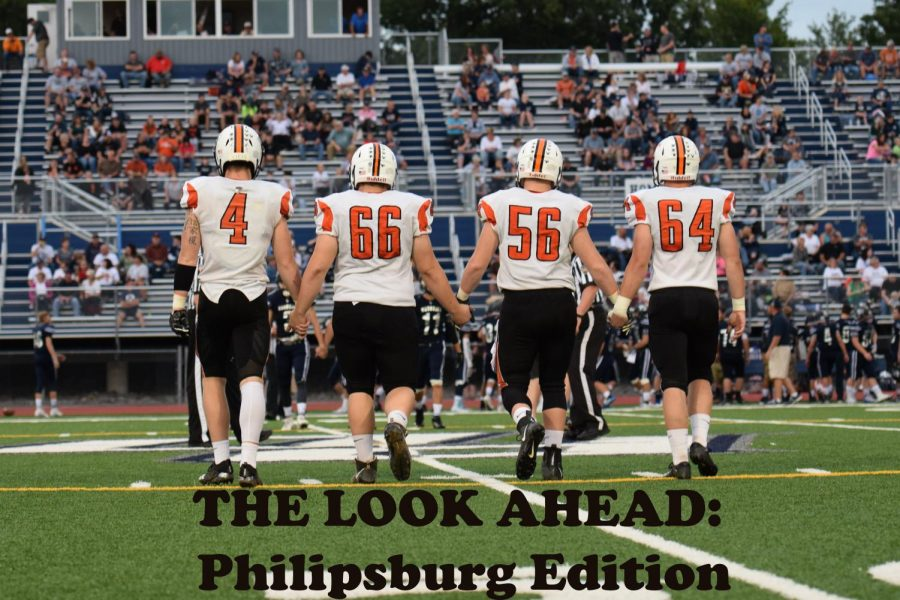 The Look Ahead: Philipsburg Edition