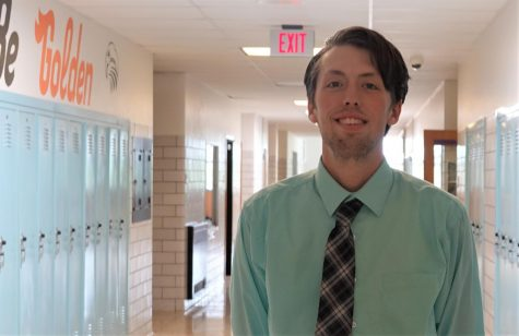 'Be Golden' Teacher of the Week: Eric Feather