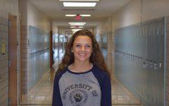 Senior of the Week: Cate Baran
