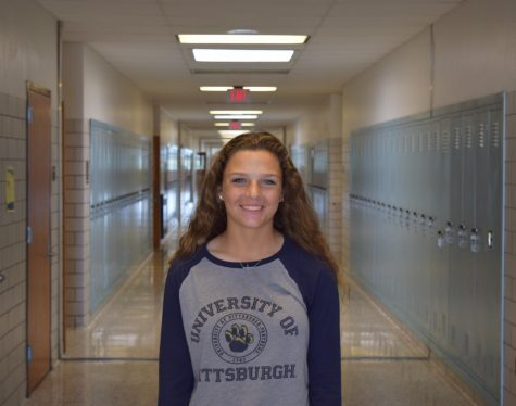 Senior of the Week: Sarah McCaslin